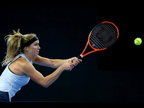 2017 China Open Second Round | Elina Svitolina vs. Ashleigh Barty | WTA Highlights