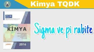 Kimya dersi 26. Sigma ve pi rabite