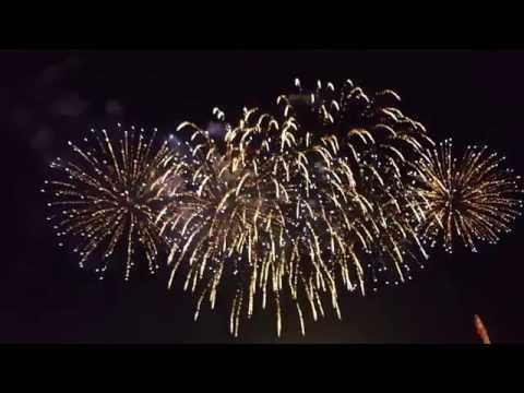 The Cal Expo Fireworks in HD mp3