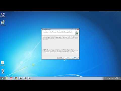 Программа Virtual Router Manager