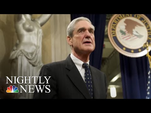 White House Counsel Don McGahn Reported To Be Cooperating With Mueller Probe   NBC Nightly News