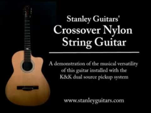 how to play nylon string gutar