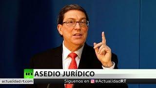 EE.UU. permite demandar por sus bienes confiscados en Cuba