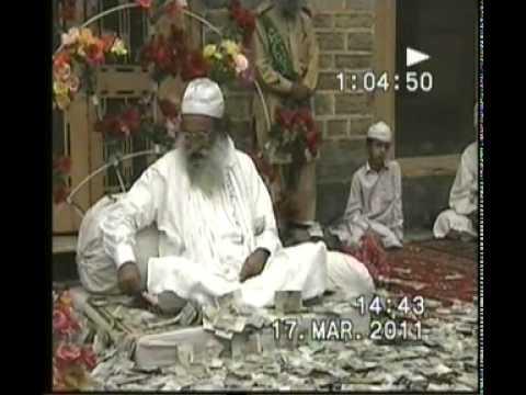peer sayed tanveer haider jalal pur shareef qawali CHARAG CHIST