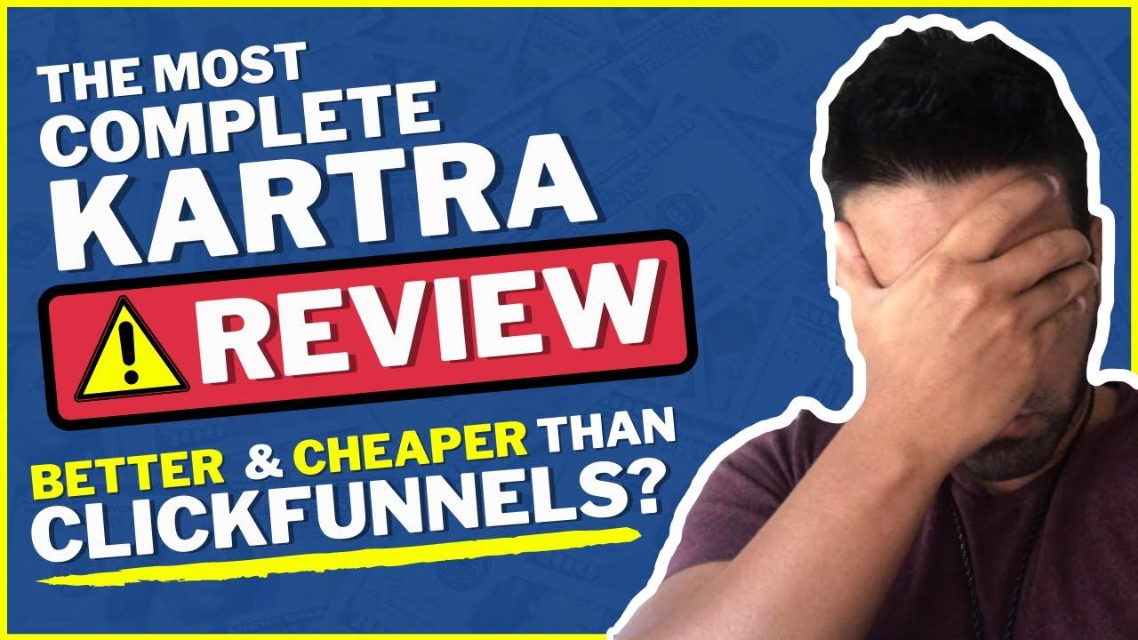 [UPDATED] Kartra Review - Is Kartra The Best Clickfunnels Alternative
