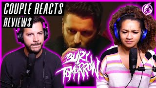 "COUPLE REACTS - Bury Tomorrow ""Cannibal"" - REACTION / REVIEW"
