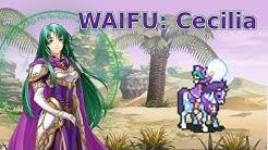 WAIFU: Cecilia