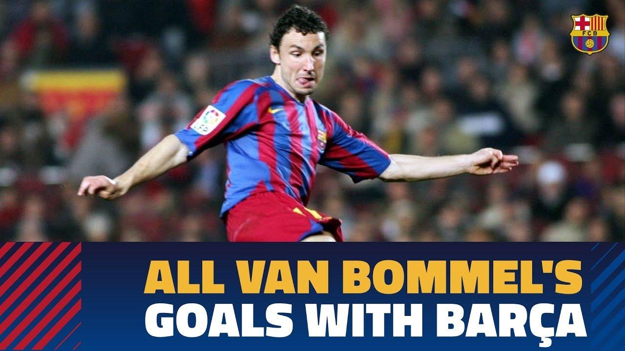 3325d94f002 MARK VAN BOMMEL | Barça goals - YouTube