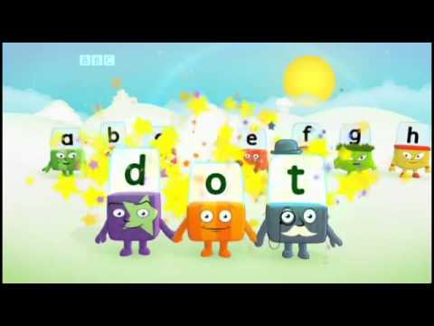 Alphablocks - Jolly phonics