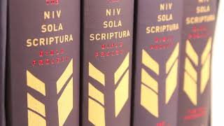 NIV Sola Scriptura Bible Project