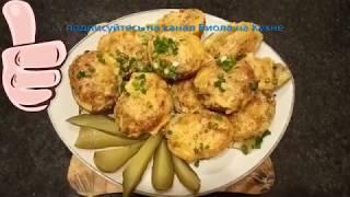 Запеченный картофель в духовке/С хрустящей корочкой