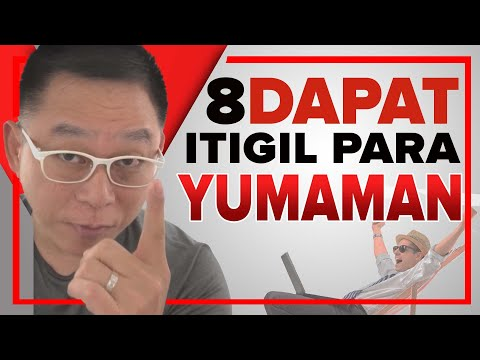 8 Dapat Itigil Para Yumaman Ka! (Watch Till The End)