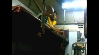 Upper Birth in Train - Jerome George and Jessica