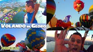 Festival Internacional del Globo Leon Guanajuato