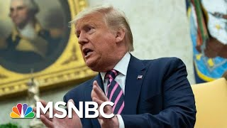 Supreme Court Agrees To Hear Fight Over President Donald Trump Finances | Deadline | MSNBC