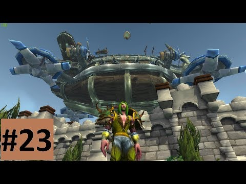 Фронт: Битва за Стромгард (за Альянс) - WoW: Battle For Azeroth #23