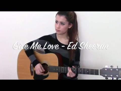 Give Me Love (Cover By Annie Wallflower)