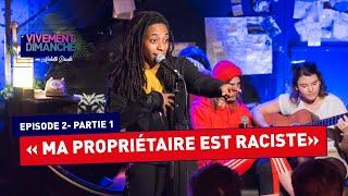 """#PODCAST02 - Partie01- """"Ma Propriétaire est raciste"""""""
