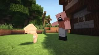Minecraft Machinima : Если Бы Малыши Играли В Майнкрафт(Это видео создано с помощью видеоредактора YouTube (http://www.youtube.com/editor), 2014-08-27T12:35:57.000Z)