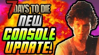 ✅NEW CONSOLE UPDATE   7 Days to Die Gameplay Walkthrough Xbox One / PS4 New Update Ep 8