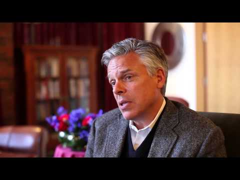 3 with IOP: Jon Huntsman on the rising power of China