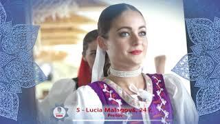 MISS FOLKLÓR 2017 | finalistka č. 5 | Lucia Malagová