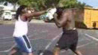 KIMBO SLICE FIGHTS - KIMBO VS DREAD
