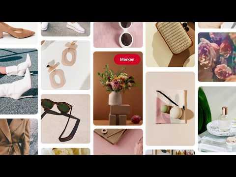 Pinterest Business | Wie Produkte Zu Pins Werden