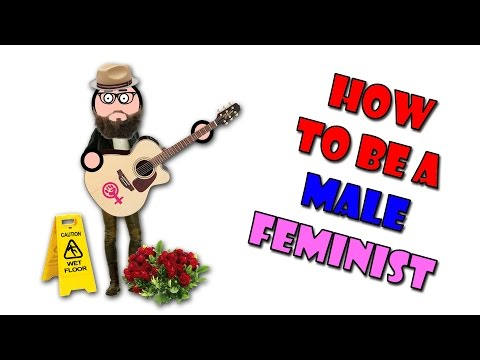 how to become a feminist