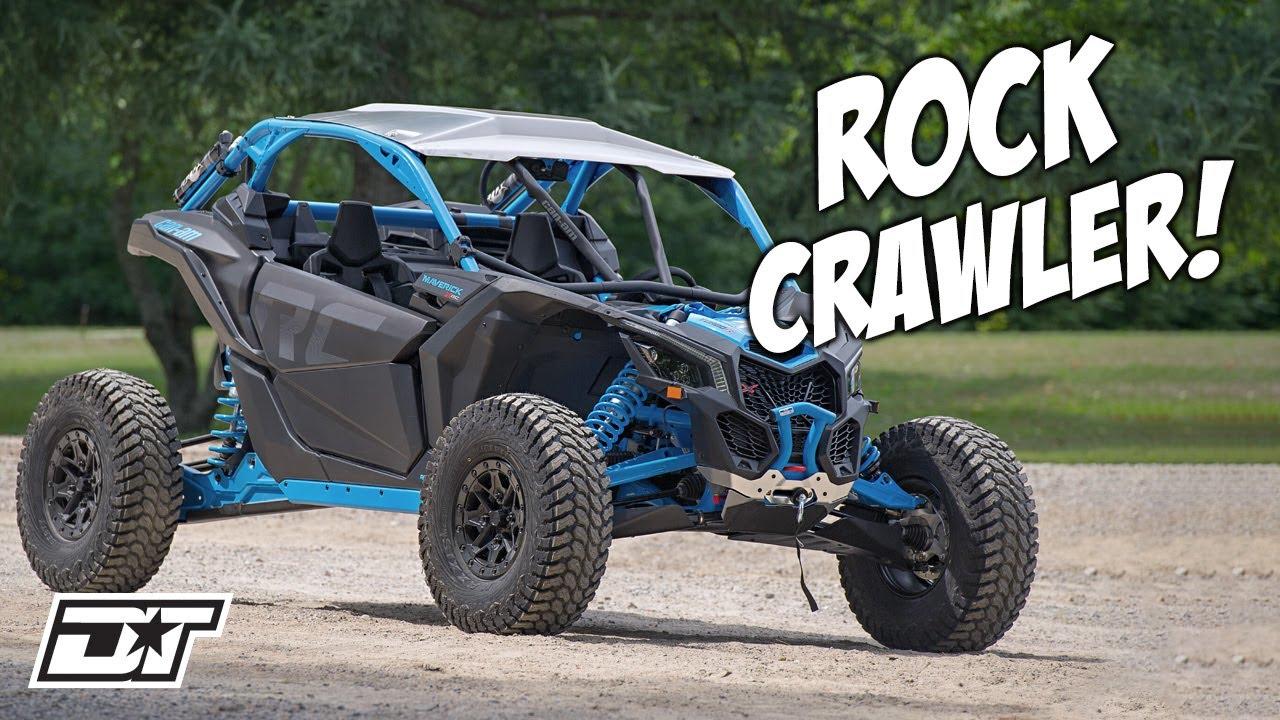 Can Am 1000 Turbo >> 2019 Can Am Maverick X3 X Rc Turbo R Walk Around First Impressions