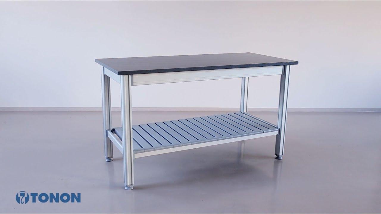 Banco Da Lavoro In Kit Di Montaggio : Tonon kmarket® working table assembly tavolo da lavoro kmarket