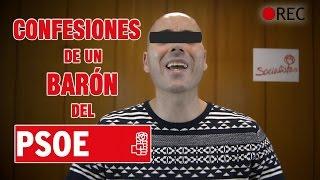 Confesiones de un Barón del PSOE (Investidura Rajoy)