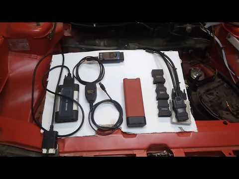 Мои сканеры для диагностики автомобилей