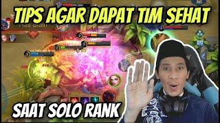 TIPS MAIN FANNY AGAR MENDAPATKAN TIM YANG SEHAT GAME PLAY MOBILE LEGENDS INDONESIA