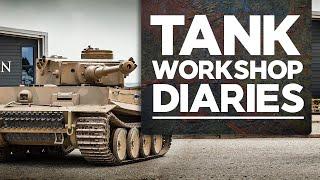 Workshop during Lockdown | Ep. 12 | The Tank Museum