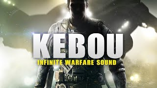 KEBOU - INFINITE WARFARE [CLIP OFFICIEL]