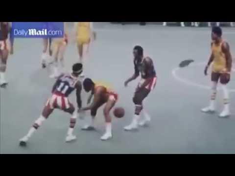 การแข่ง บาสเกตบอล ที่สนุก มัน ฮาที่สุด เท่าที่เคยมีมา