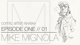 Comic Artist Review Series, Episode 1: Mike Mignola