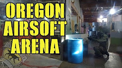 DesertFox Airsoft: Oregon Airsoft Arena Tour (Field and 3 Indoor Shooting Ranges)