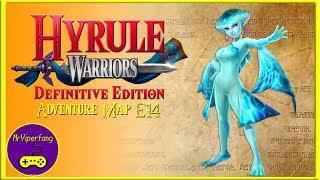 Hyrule Warriors (Switch): Adventure Map E14 -