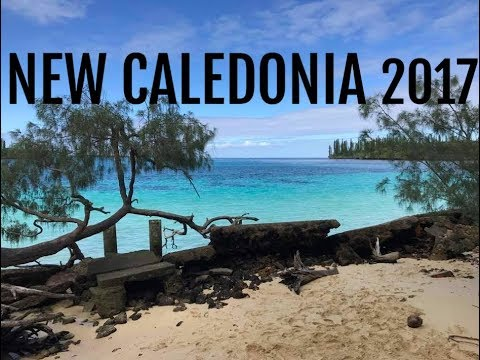 New Caledonia Trip 2017