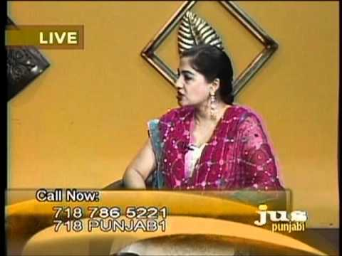Galbaat with Arvind Kaur on Jus Punjabi-Interview with Suveene Sahni (Part 1)