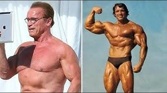Legend Arnold Schwarzenegger Training 2020