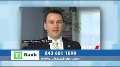 TD Bank for approval