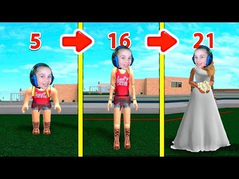 КАК СТАТЬ ВЗРОСЛЫМ #2 в Roblox для детей Детский Игровой Летсплей в Роблокс