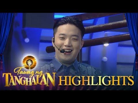 Tawag ng Tanghalan: Ryan is happy to have his fan club