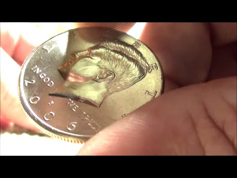 Finding An Quot Nifc Quot Half Dollar Not Intended For
