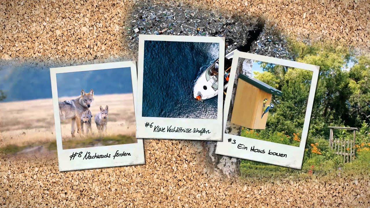 nabu: wir sind, was wir tun - die naturschutzmacher. (imagekampagne