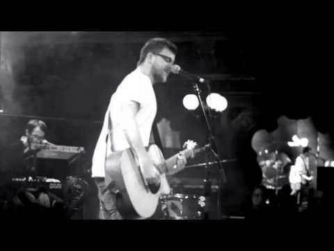 Anthony Green with Good Old War - Breaker (live in sf)