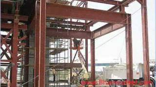 Structural Steel Detailing Site Photos